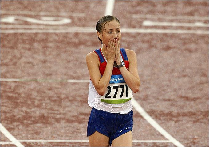 Пекинский дождь и олимпийские слёзы счастья