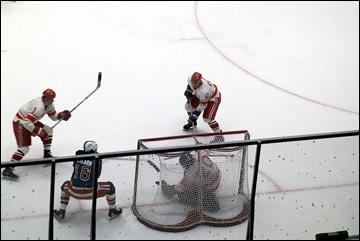Саппоро-1972. Хоккейный турнир. США — СССР
