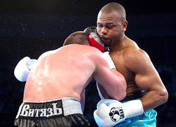В мае 2011 года Джонс был нокаутирован россиянином Денисом Лебедевым.