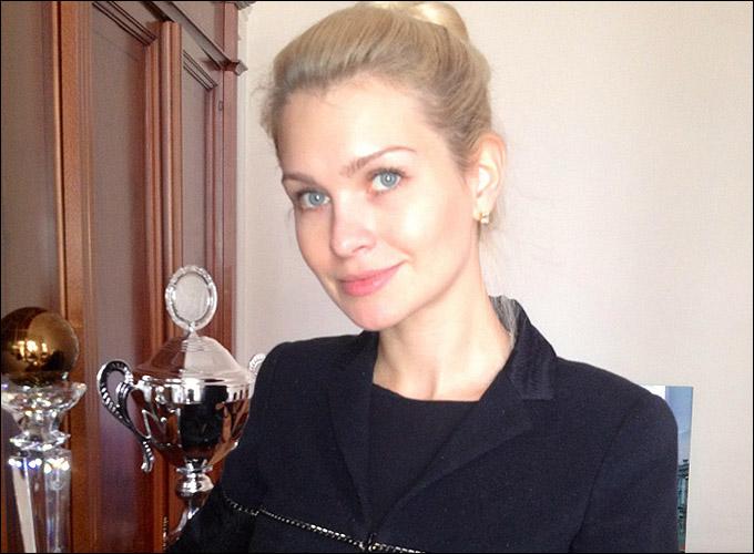 Нынешний президент ФССР Наталия Гарт