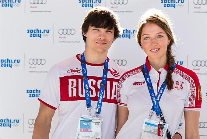 Вик Уайлд и Алёна Заварзина