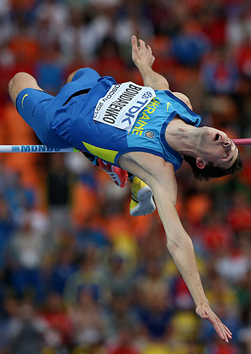 Богдан Бондаренко совершил выдающийся прорыв в прыжках в высоту