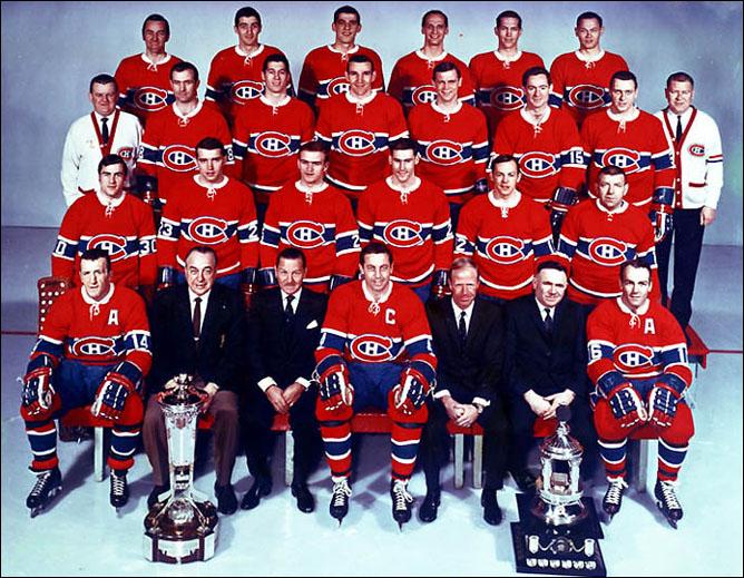 """История Кубка Стэнли. Часть 76. 1967-1968. """"Монреаль Канадиенс""""."""