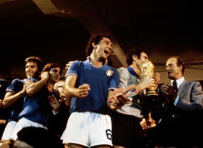 Италия — чемпион мира-1982