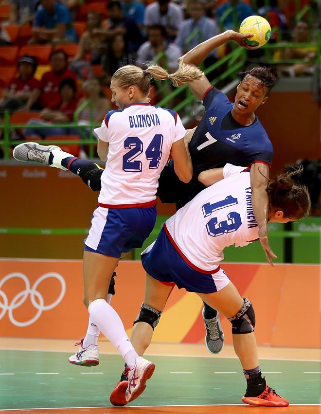 Россиянки выиграл в Рио два матча из двух