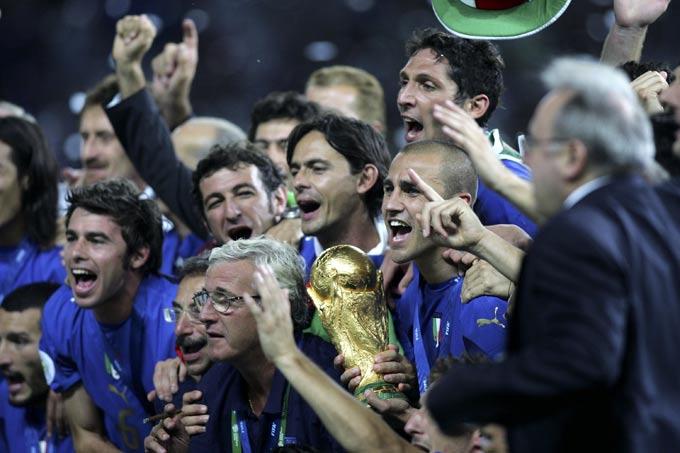 Италия — чемпион мира-2006