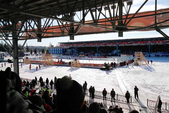 8300 зрителей пришли на «Русскую классику» в Нижнем Тагиле