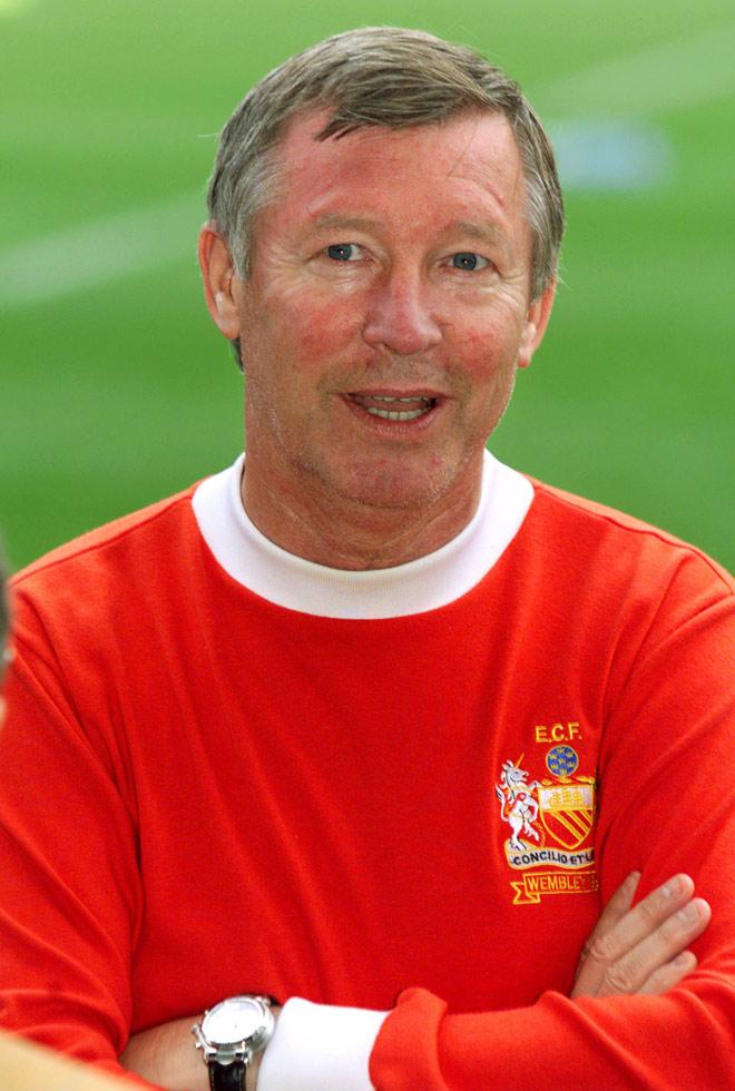 В 1999 году Алекс Фергюсон впервые выиграл Лигу чемпионов