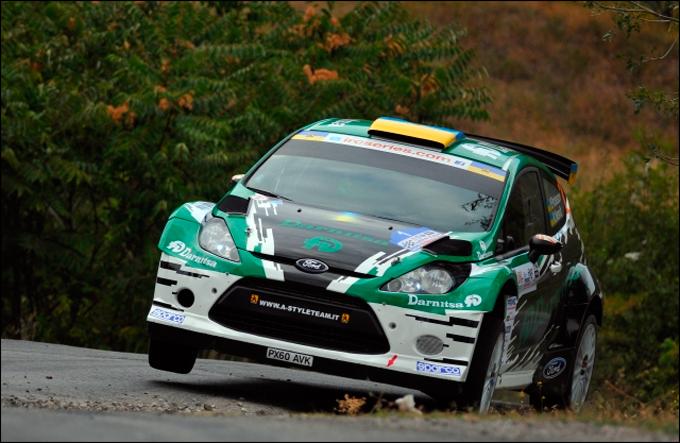 Юрий Протасов и Кирилл Несвит на Ford Fiesta RRC (Фото: Официальный сайт IRC)