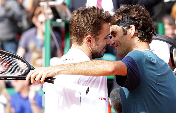 Вавринка победил Федерера в финале Монте-Карло