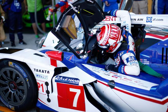 «Тойота» имела хорошие шансы выиграть «24 часа Ле-Мана», но не судьба