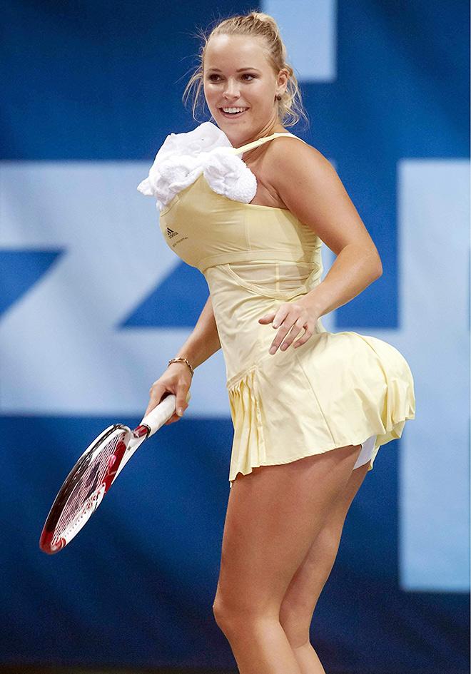Топ сексуальных теннисисток