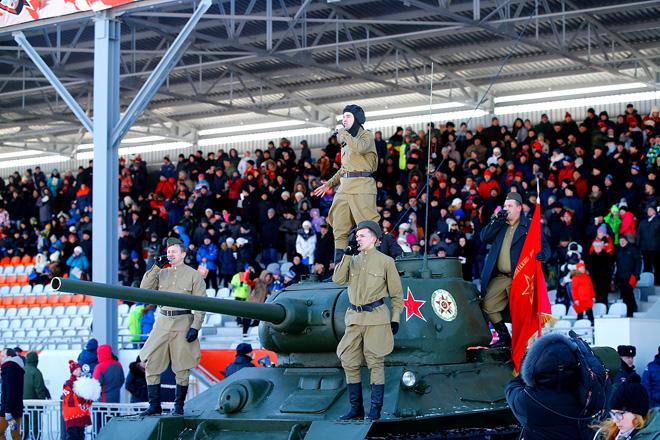Гости победили, как и во всех предыдущих турнирах «Русская классика»