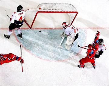16 апреля 2012 года. Зноймо. Юниорский чемпионат мира. Россия — Швейцария — 6:0