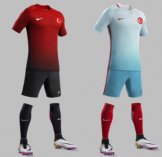 Форма сборной Турции
