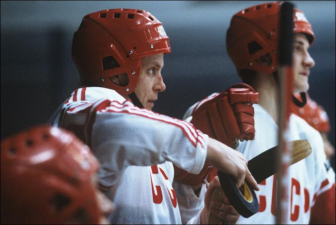 Михаил Варнаков в сборной СССР, 1986 год