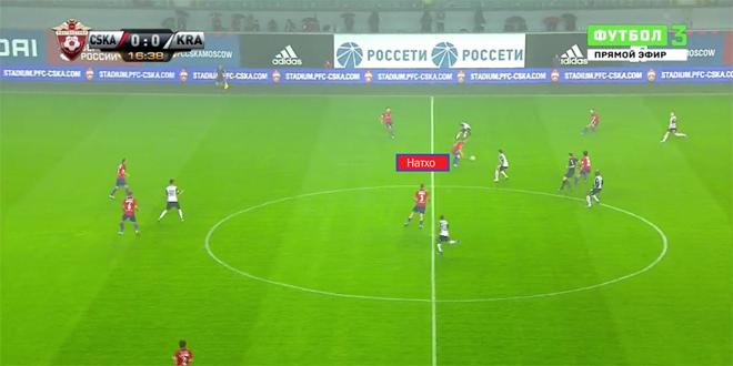 ЦСКА – «Краснодар»
