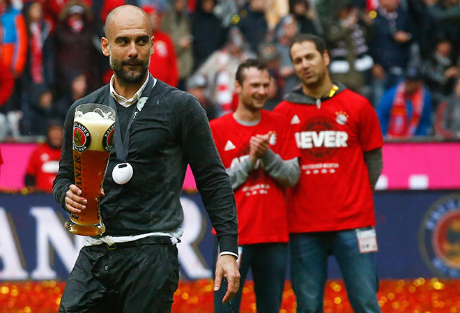 «Бавария» — чемпион!
