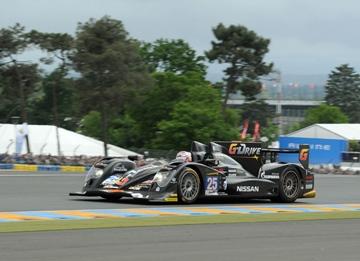 "G-Drive Racing на ""24 часах Ле-Мана"""