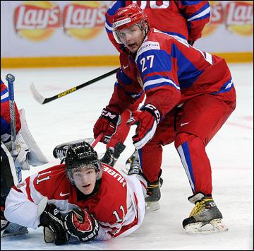 Кирилл Дьяков в молодёжной сборной России