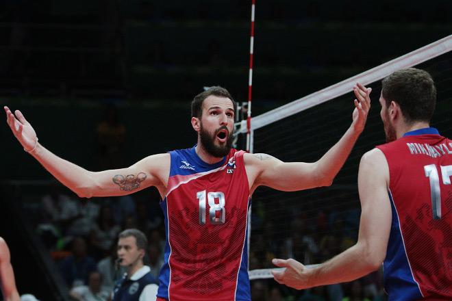 Россия проиграла Бразилии в полуфинале Олимпиады