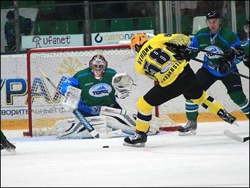 Владимир Сохатский стал героем Матча открытия четвёртого сезона ВХЛ