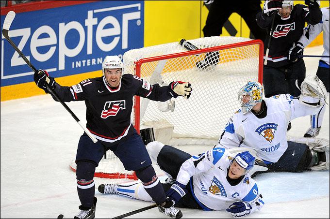 США против Финляндии