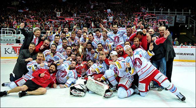 """Чемпионы Чехии 2011 года – """"Оцеларжи"""" (Тршинец)"""