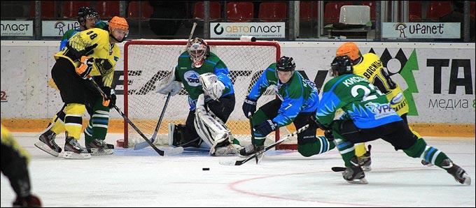 Владимир Сохатский рассчитывает сыграть в КХЛ