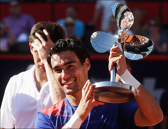 Фабио Фоньини завоевал второй трофей подряд