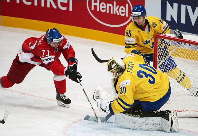 Швеция против Чехии