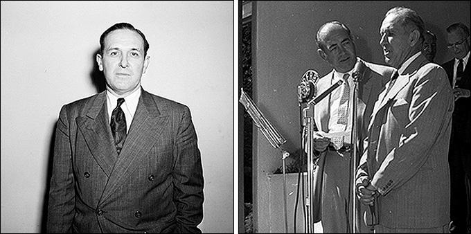 Фрэнк Буше, 50-е и 60-е годы…