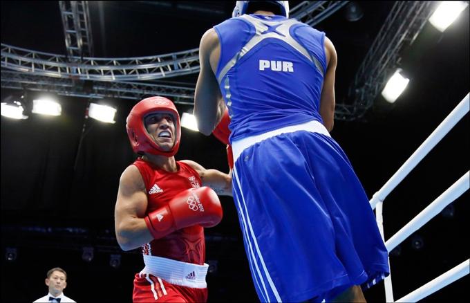 Ломаченко провёл один из самых сложных боёв со времени его олимпийской победы в 2008-м