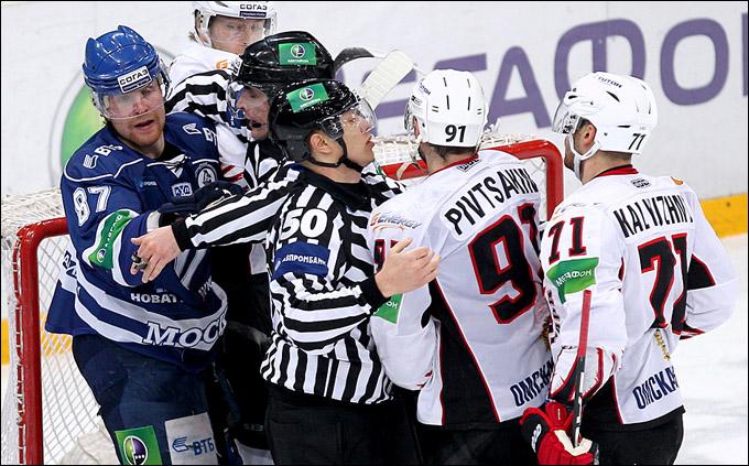 Никита Пивцакин в битве у своих ворот