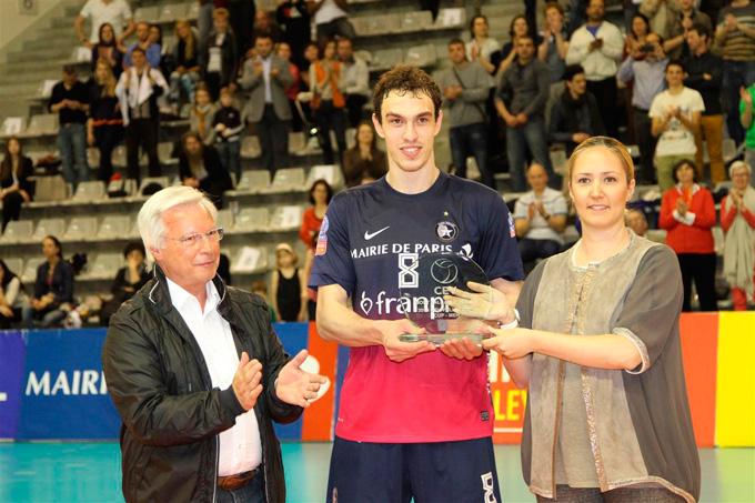 Марко Ивович признан MVP финала Кубка ЕКВ