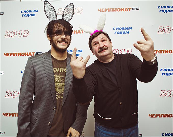 Сергей Плотников (видео) и Александр Сафонов (фото)