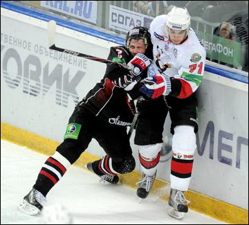 Сергей Гусев против Антона Бурдасова