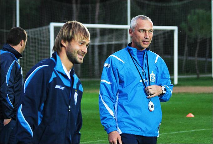 Олег Протасов и Дмитрий Сычёв