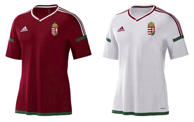 Форма сборной Венгрии