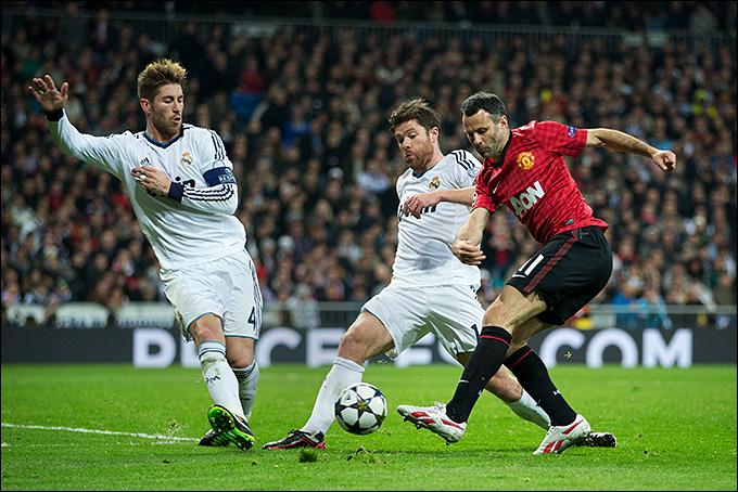 """Матч против """"Реала"""" может стать для Гиггза 1000-м в карьере"""