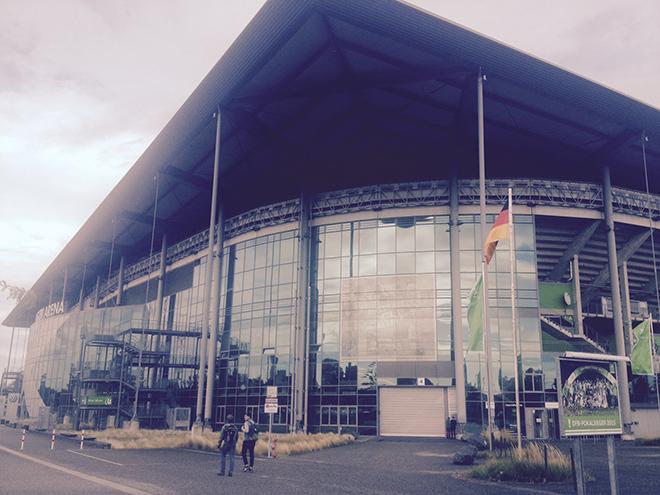 «Фольксваген арена»