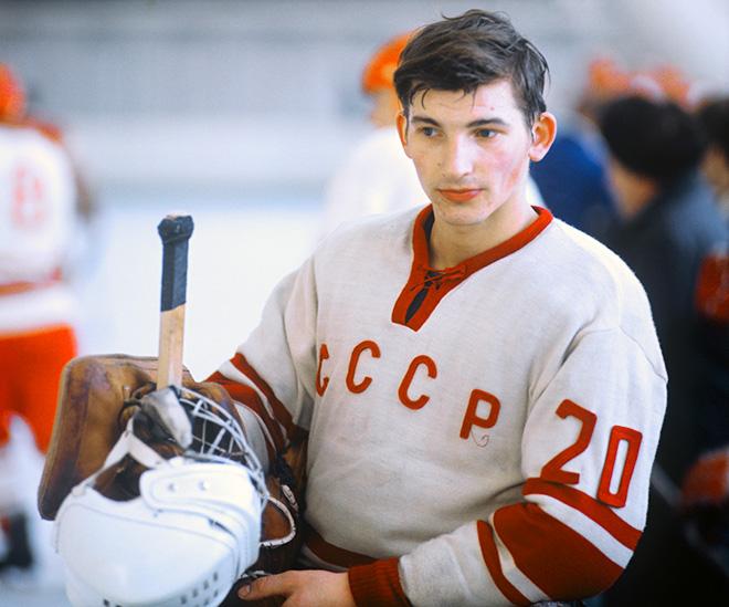В 1969 году Третьяк поехал на чемпионат мира в качестве дублёра Виктора Коноваленко