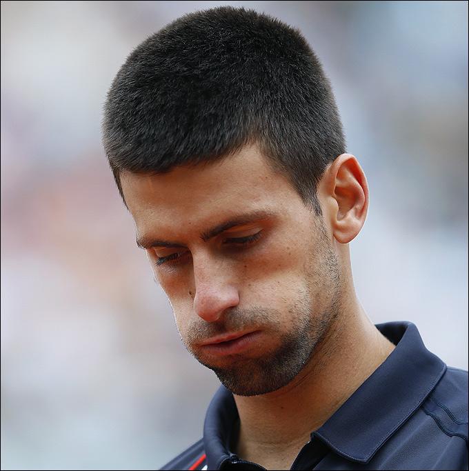 Джоковичу пришлось непросто в матче с Сеппи