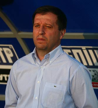 """Юрий Вернидуб сумел """"сколотить"""" команду в сжатые сроки"""