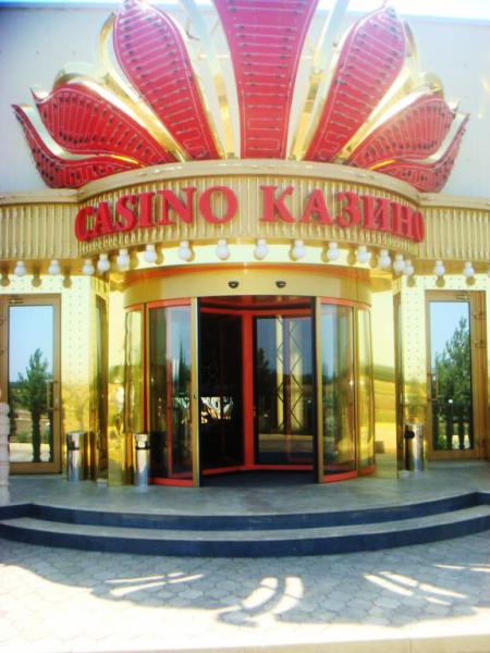 """вход в казино """"Оракул"""""""