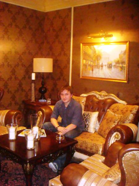 в гостиничном номере