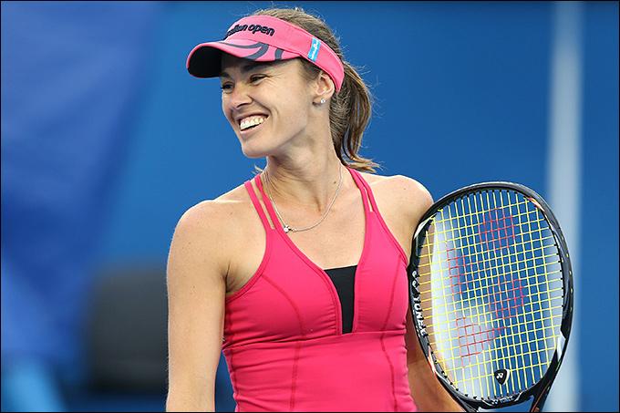 Мартина Хингис возвращается в профессиональный теннис