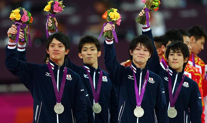 Сборная Японии по спортивной гимнастике
