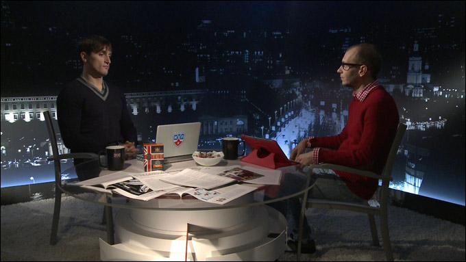 Алексей Сопин и Роман Чернявский