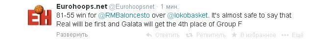 """Шансов на выход в четвертьфинал у """"Локо"""" осталось совсем немного"""